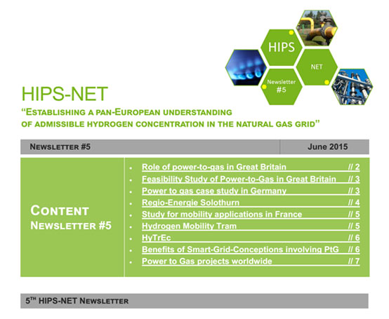 HIPS-net Newsletter
